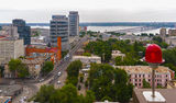 Вид со смотровой площадки Меноры