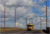 Трамвай уходит в небо