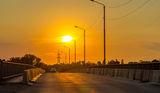 Усть-Самарский мост...