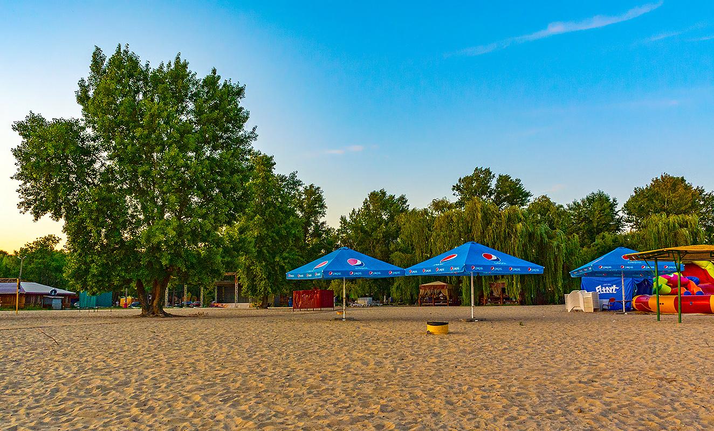 Мануйловский пляж.