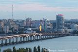 Два Моста - один берег, вид с Левого берега