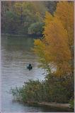Autumn at Zeleny sland