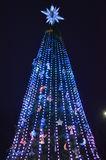 Новогодняя елка в парке Зеленый Гай