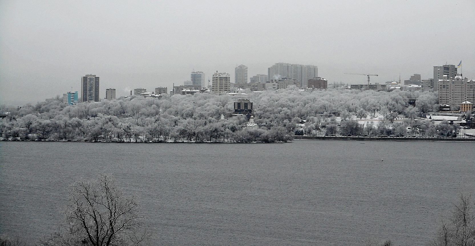 Зимние пейзажи...
