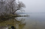 Про чистый Днепр, иней и легкий туман