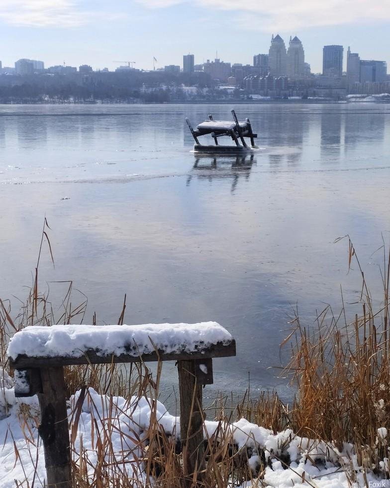 Зима, тепло, тишина