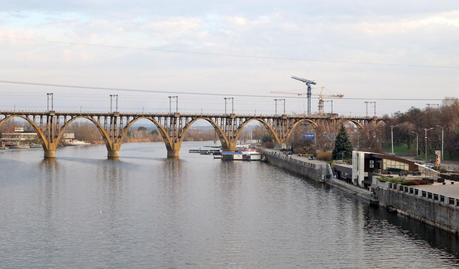Мерефо-Херсонский мост