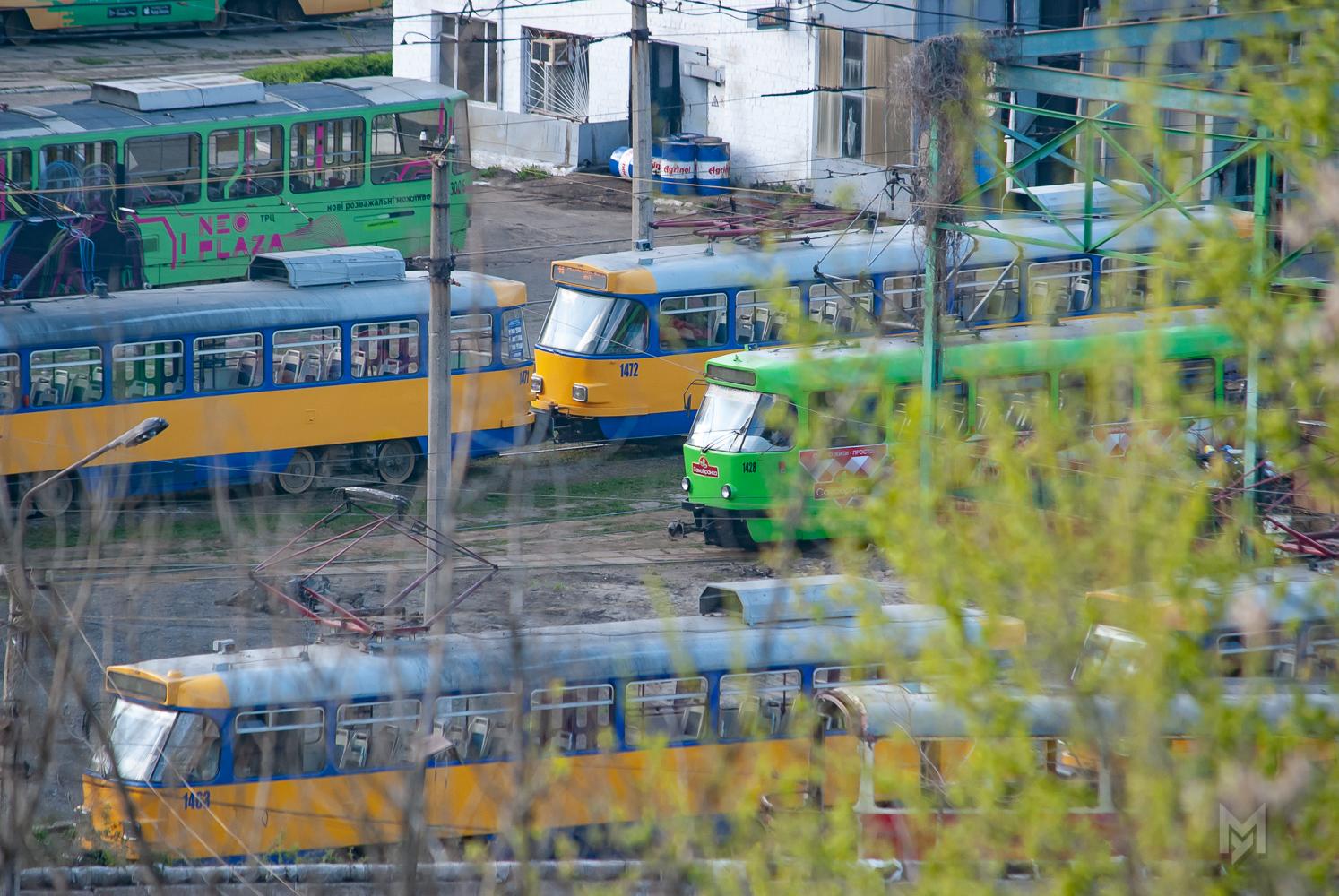 Трамвайное депо №3