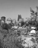 Город в чб