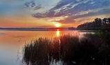 Восход на Красном Камне