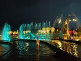 Город не фонтан, если в нём нет фонтанов