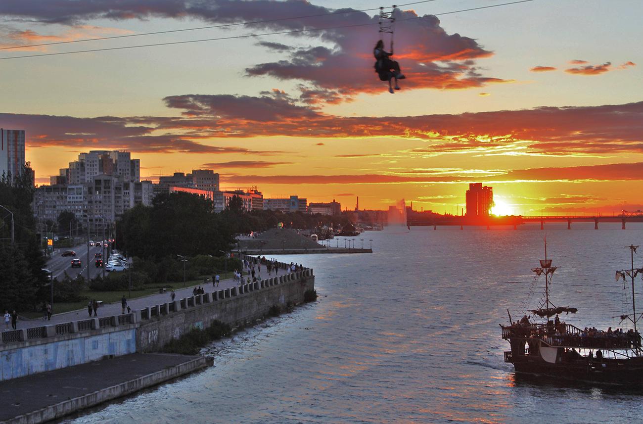 Над Днепром