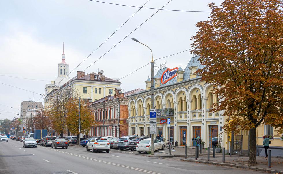 ул. Андрея Фабра..