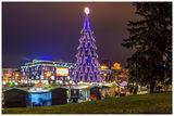 Город новогодних огней