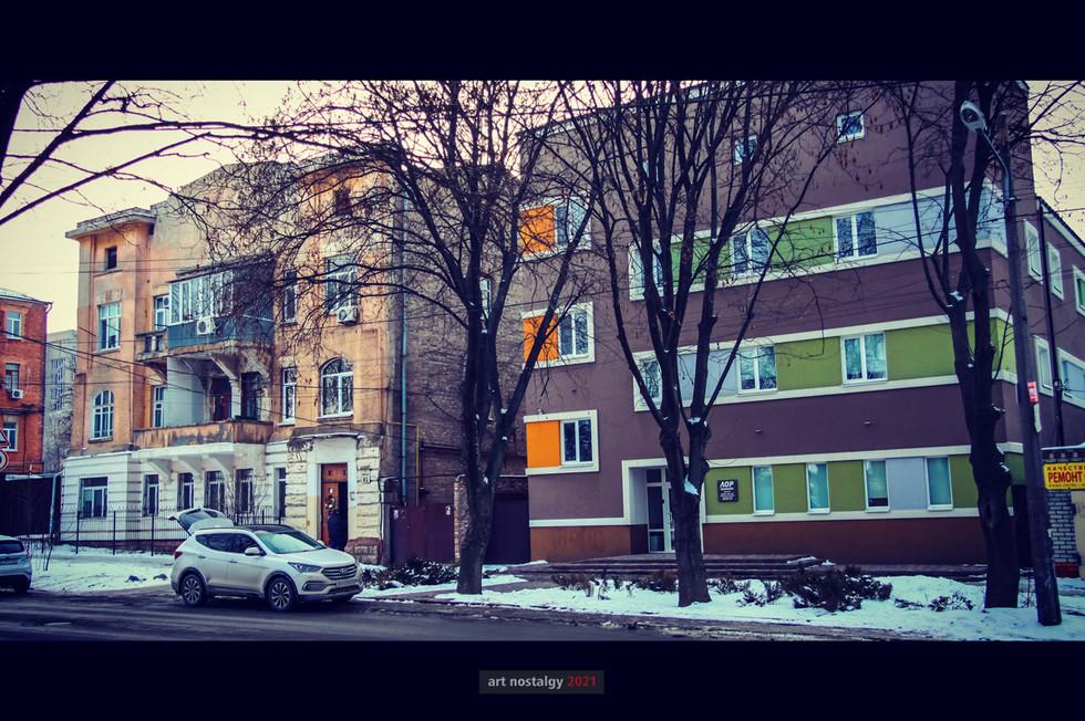 улица Философская
