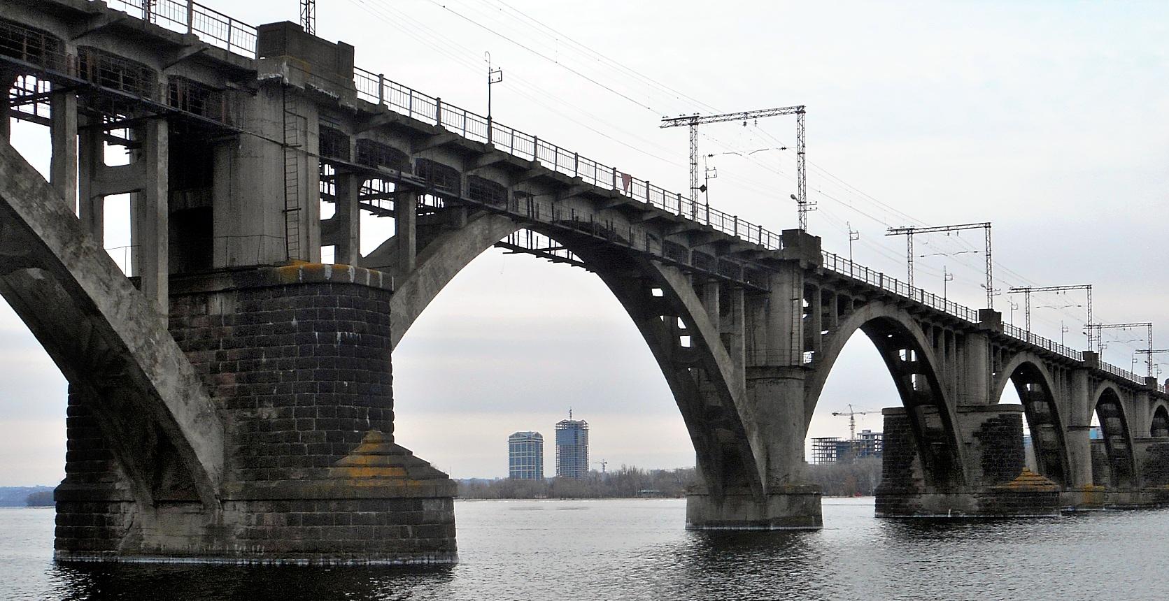 Грация Мерефо-Херсонского моста