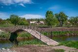 Через речку мосток