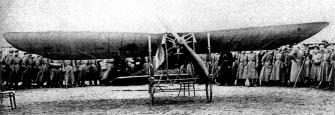 В Екатеринославе впервые состоялся полёт на аэроплане