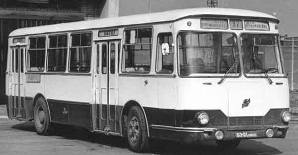 Автобус ЛиАЗ-677.  ДАЛЬШЕ.