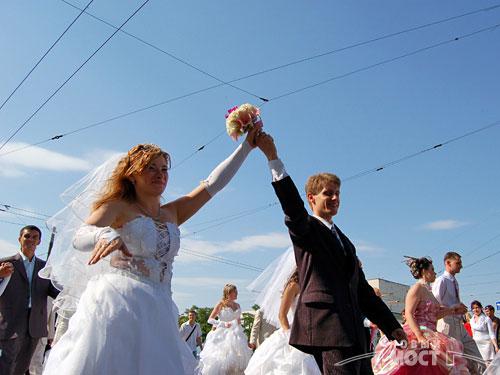 Карнавал любви в Днепропетровске