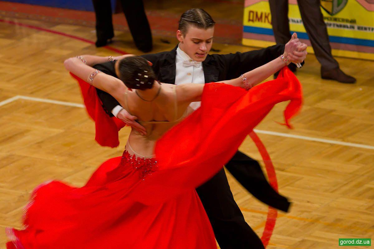 Картинка удачи на турнире по бальным танцам
