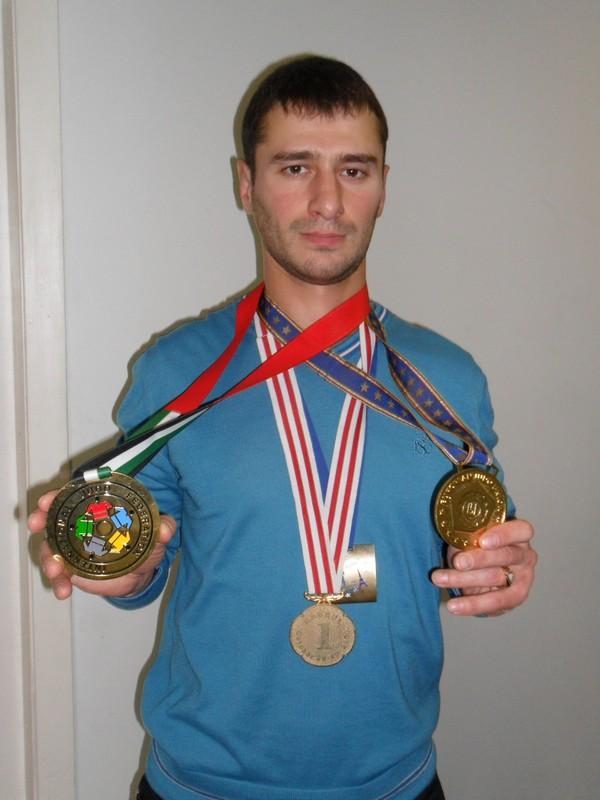 Чемпион мира Ренат Мирзалиев: «Уйти из спорта невозможно»