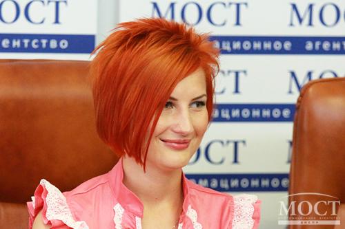 Руководитель модельного направления продюсерского агентства «Galaxy» Юлия Ткаченко Днепропетровчанка получила титул «Мисс Европа» на международном конкурсе красоты