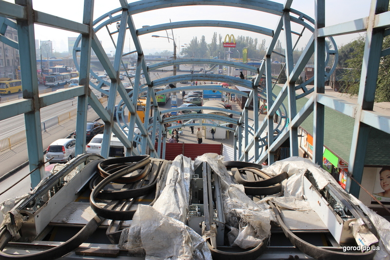 Переход на проспекте Правды достроят за 17 миллионов гривен