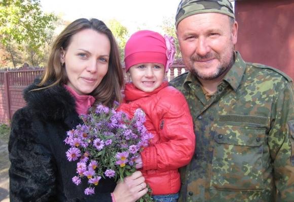 Виктор Ожогин: Я понял, что не могу «отсидеться», и пришел в военкомат
