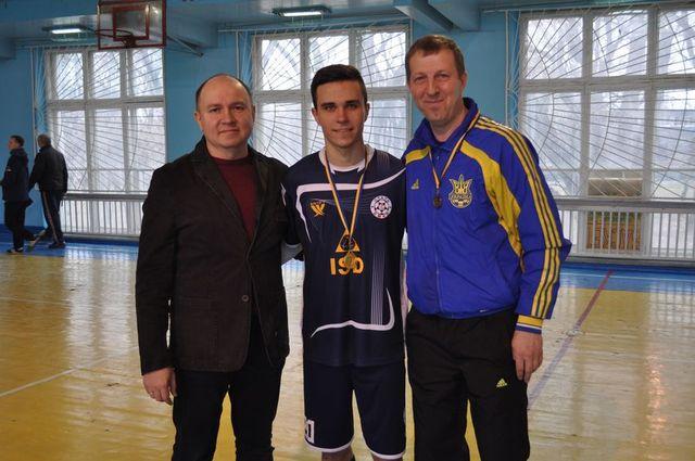 Сергей Проценко, Александр Синенко и Эдуард Коряк