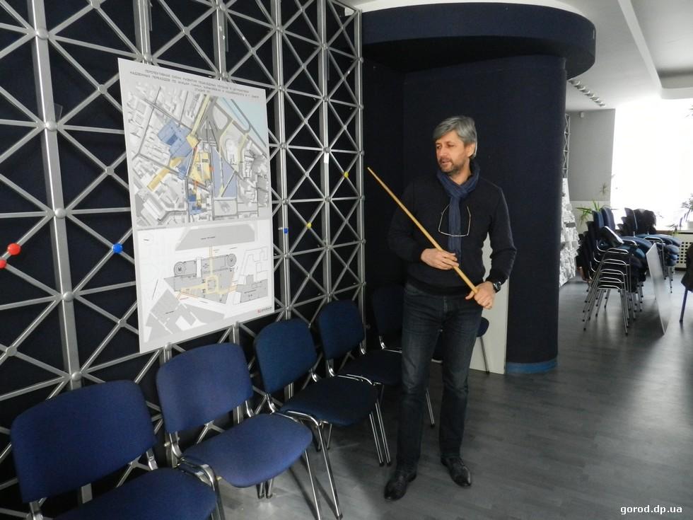 Игорь Задоя представил перспективную схему надземных переходов Новости градсовета: строить новое, реконструируя старое