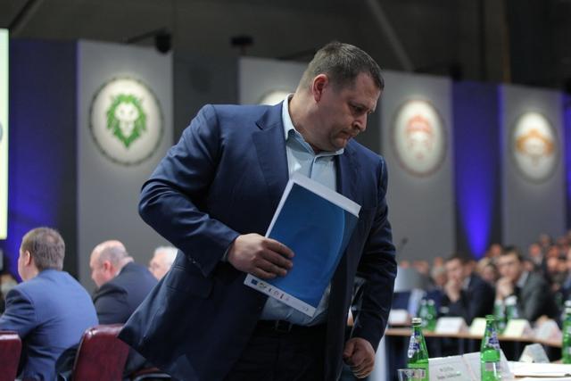 Борис Филатов рассказал о достижениях Днепра на Совете регионального развития в столице