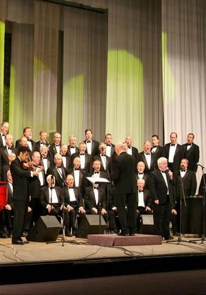 Техасский мужской хор