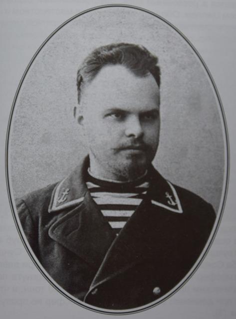 Адольф Макомаский член Общества гребного плавания