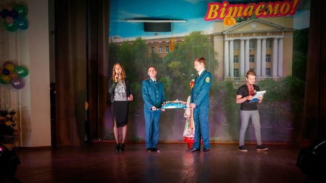 В Днепре фестиваль любительского искусства «Дружба без границ» собрал студентов-иностранцев из 31 страны