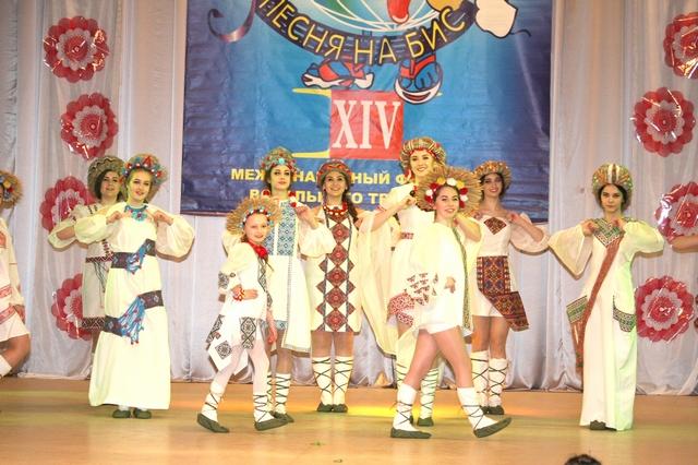 В Днепре стартовал XIV Международный фестиваль вокально-инструментального творчества «Песня на «Бис»