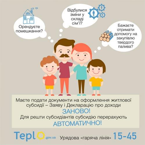 Инфографика - Teplo.gov.ua