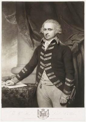 Аллейн Фицгерберт - посол Англии при дворе Екатерины II (1783-1787). Участвовал в закладке Екатеринослава. Развенчание мифов: тайны основания Екатеринослава