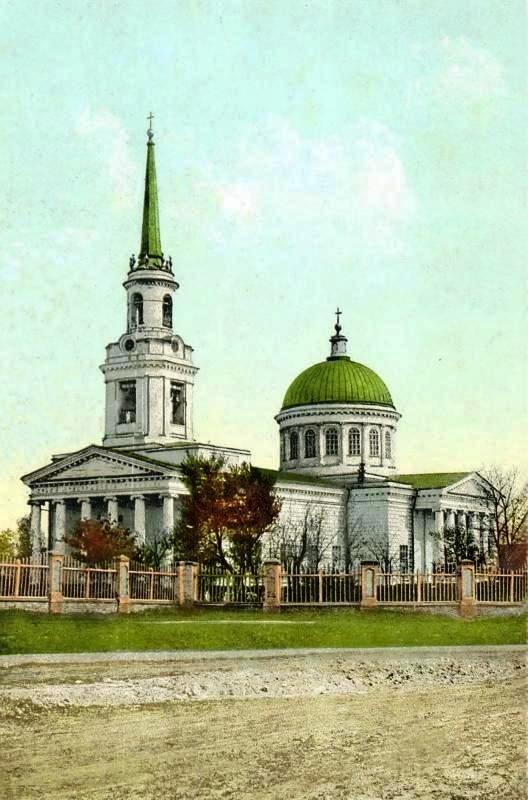 Преображенский собор был заложен 9 мая 1787 года, но построен через 70 лет, в 1835 году.<br> Развенчание мифов: тайны основания Екатеринослава