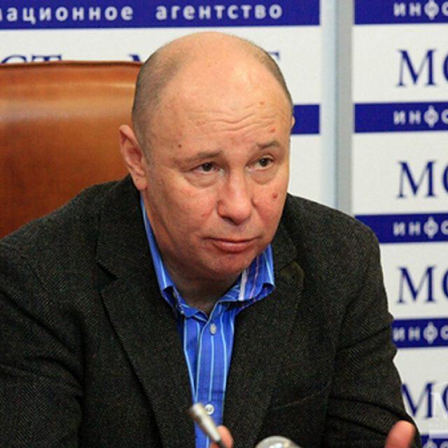 Григорий Гельфер. Фото: Мост-Днепр