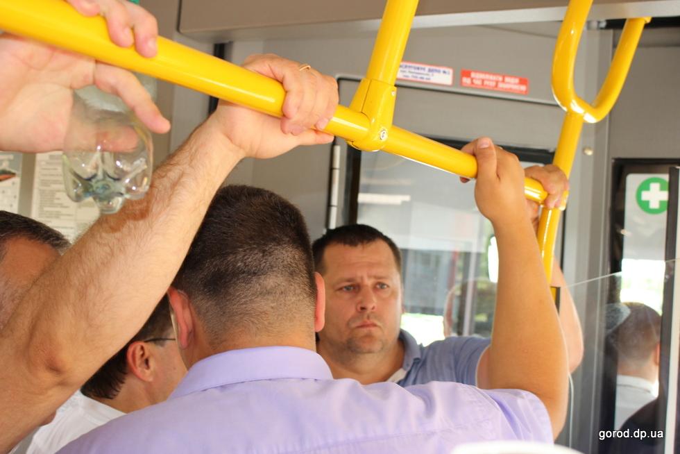 Открыт новый троллейбусный маршрут на жилмассив Солнечный