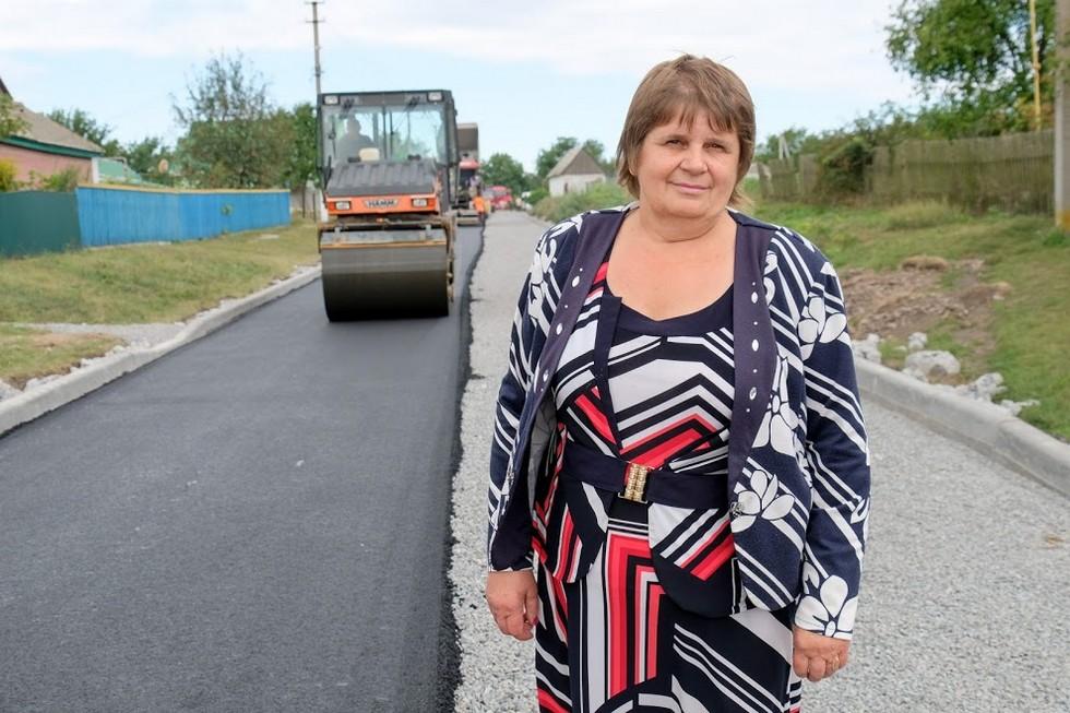 До конца года в Новомосковском районе отремонтируют семь дорог