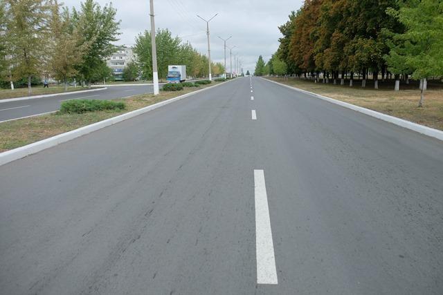 Улицу Харьковскую в Терновке обновили ко Дню города