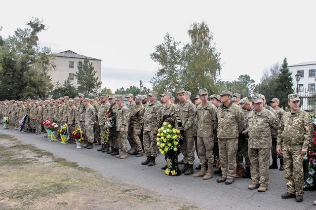Бойцы из 93-й бригады с первых дней войны защищают восточные границы страны.