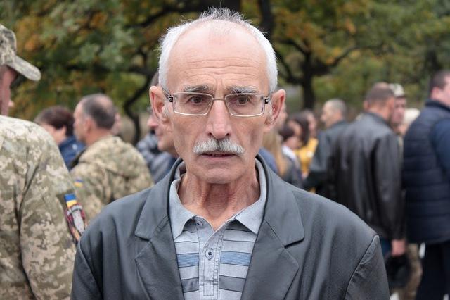 Александр Швачко.