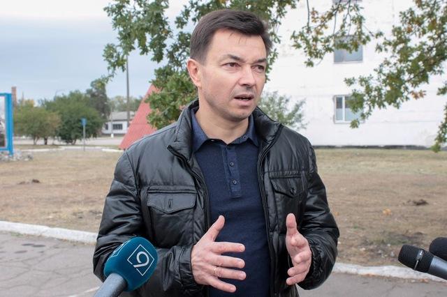 Заместитель председателя ДнепрОГА Владимир Юрченко.