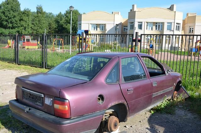 В Украине нет стимула сдавать авто на утилизацию. Фото: архив \