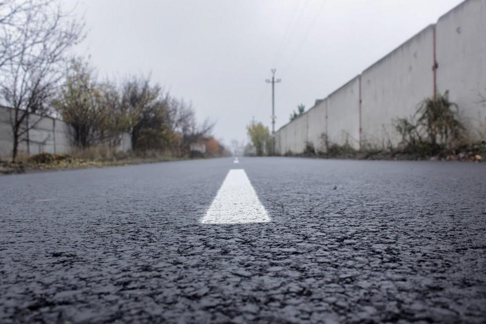 В этом году в Днепровском районе отремонтировали 18 коммунальных дорог