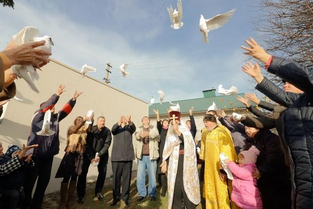 В одном из районов Днепра открыли офис территориального комитета органа самоорганизации населения