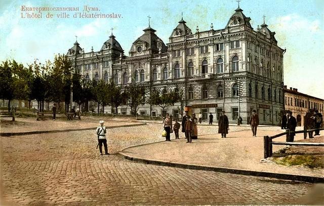 Городская Дума - шедевр Скоробогатова.